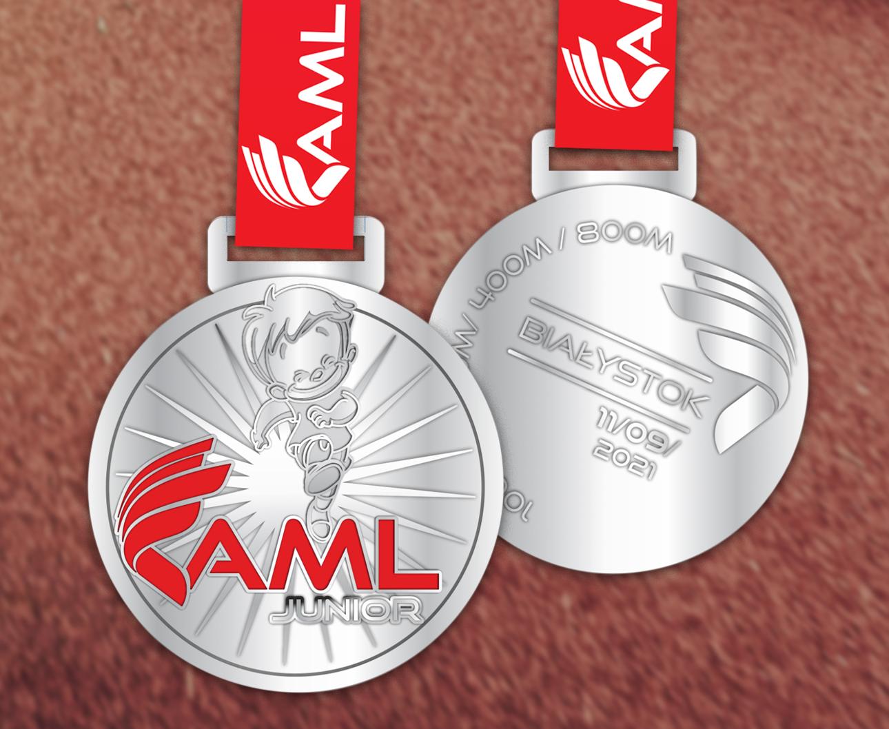 Medale AML JUNIOR!